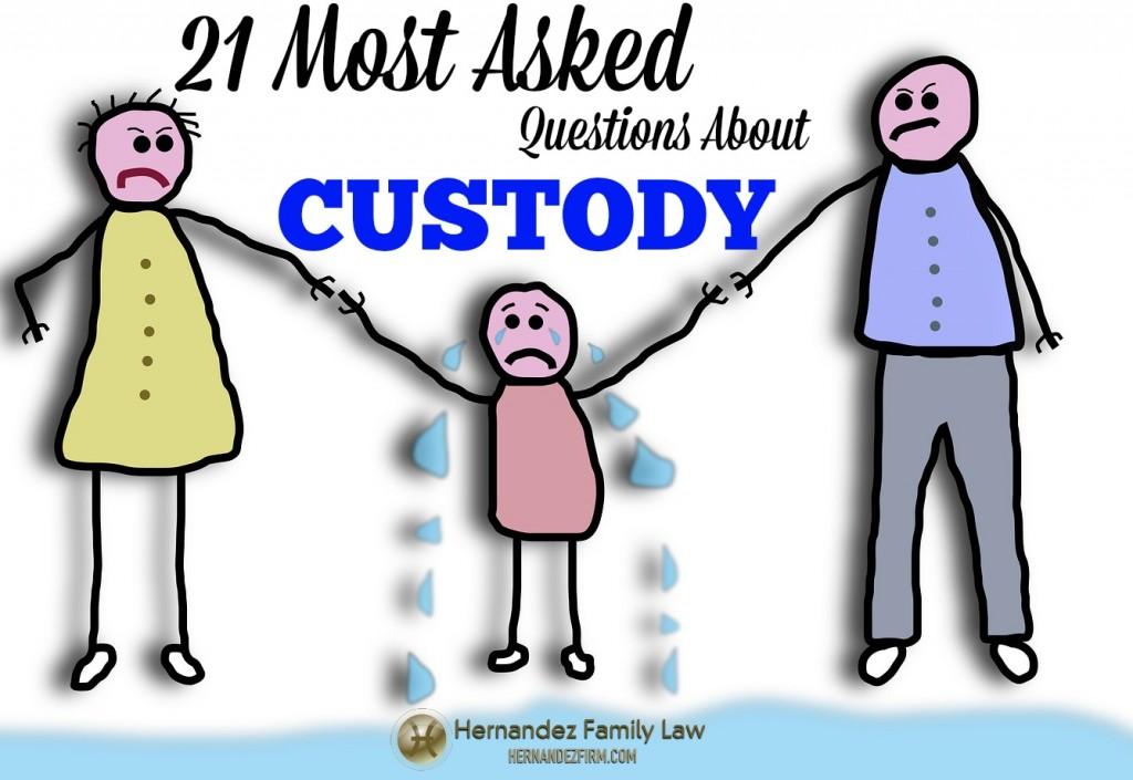 21mostaskedquestionscustody