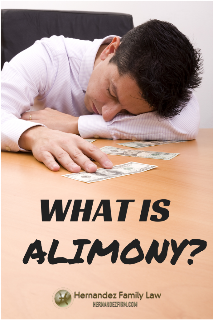 what-is-alimony