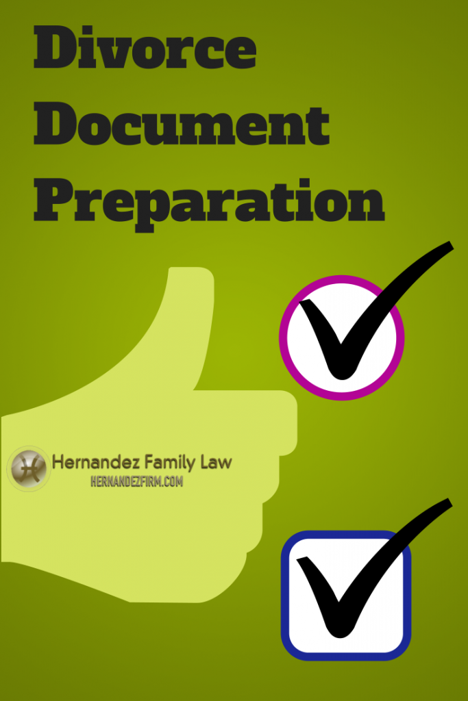 Divorce-Document-Preparation
