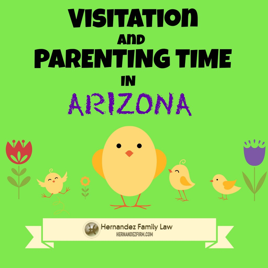 Visitationandparentingtimeinarizona